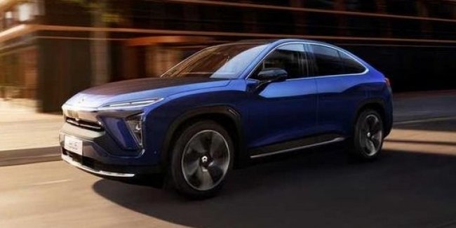 Chinese brand Nio showed the first coupe-SUV