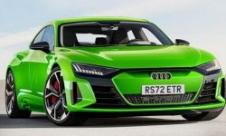 "Audi electric vehicles will be ""charged"" RS version"