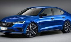 Skoda Octavia RS will get a gasoline-electric setup with the engine 1.4