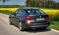 BMW 3-Series Gran Turismo was removed from production