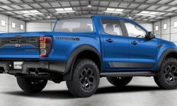 Ford will equip the Ranger pickup a five-liter V8 from the Mustang