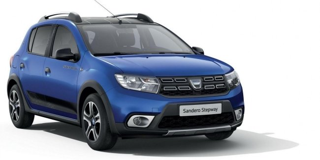 Have Duster and Sandero Stepway appeared commemorative special model