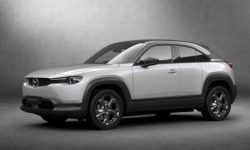 Mazda will fit a small battery electric cars