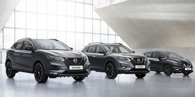 Nissan will present a special edition Micra, Qashqai and X-Trail
