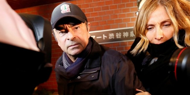 The Japanese decided to arrest the fleeing wife of Carlos Ghosn