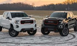 Harley-Davidson will present a special version of the pickup GMC Sierra