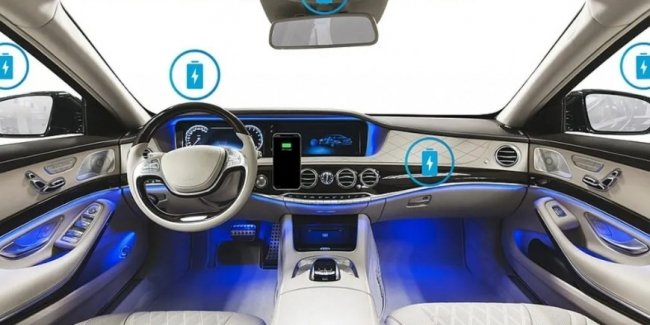 New technology will allow you to charge your phone from anywhere in your car