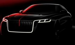 Demonstrated competitor S-class in the face of Hongqi H9