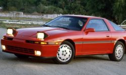 Toyota will revive the production of parts for the old Supra