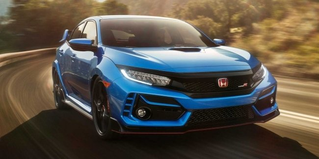 Updated hot hatch Honda Civic Type R was more comfortable