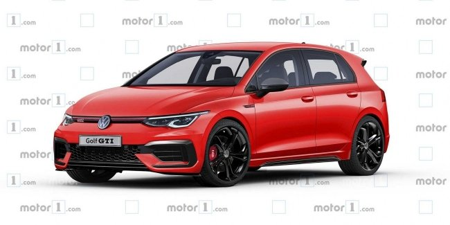 The new Volkswagen Golf GTI TCR will be a 286-strong