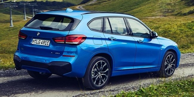 Crossover BMW X2 have learned to spend less than 2 l/100 km