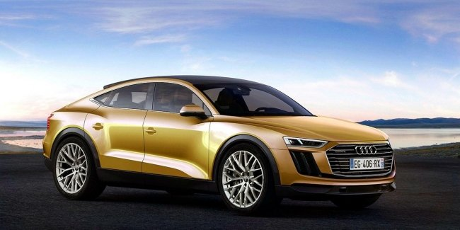 The flagship crossover Audi Q9 may become available by the end of 2020