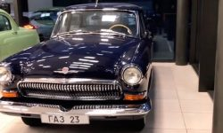 "The Internet has showed the most expensive GAZ-23 ""Volga"""