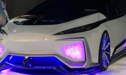 Toyota introduced an incredible concept on the base Prius