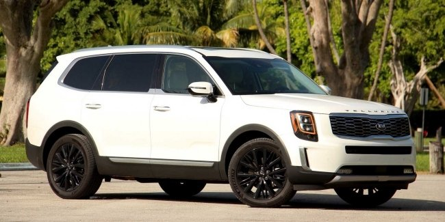 Three-row KIA Telluride can get the version off-road
