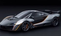 The most extreme McLaren supercar declassified photo