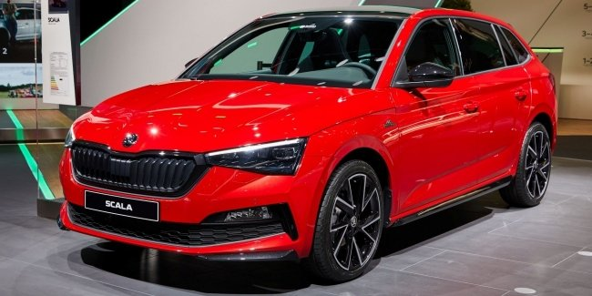 Skoda has expanded the list of equipment Scala and Kamiq