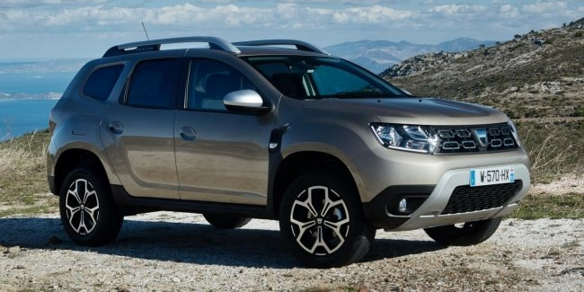 The new version of Dacia Duster will be able to operate on gasoline and liquefied gas