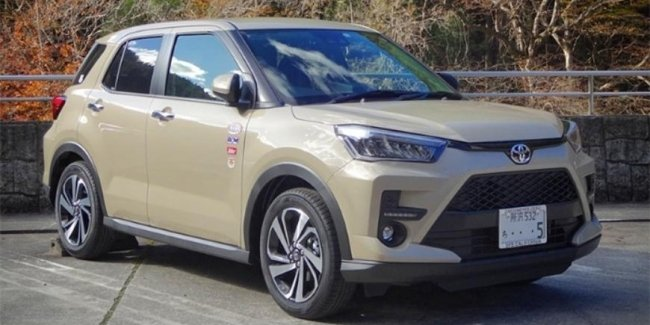 Cheap Toyota crossover will hit the market under a new brand