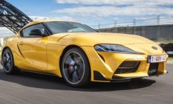 Toyota Supra c four-cylinder turbo engine made it to Europe