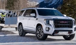 New GMC Yukon: high bar for Denali and frodna version of the AT4