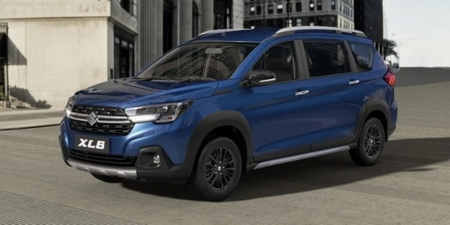 new suzuki xl7 crossman is the seven seat suv fineauto new suzuki xl7 crossman is the seven