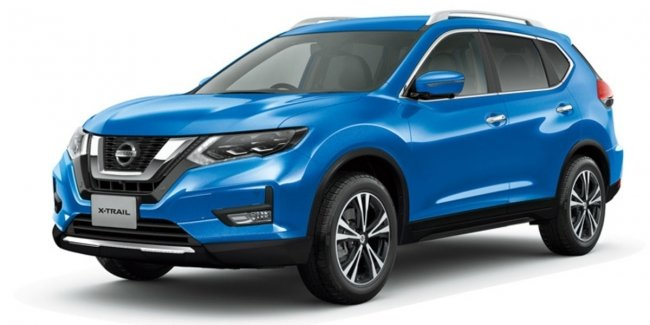 Nissan has expanded the list of options crossover Nissan X-Trail