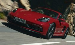 Porsche 718 Boxster and Cayman GTS got a new engine