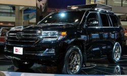 The new generation Toyota Land Cruiser 300 will be without a V8 engine