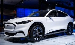Ford Mustang Mach-E will share technologies with electric van Transit