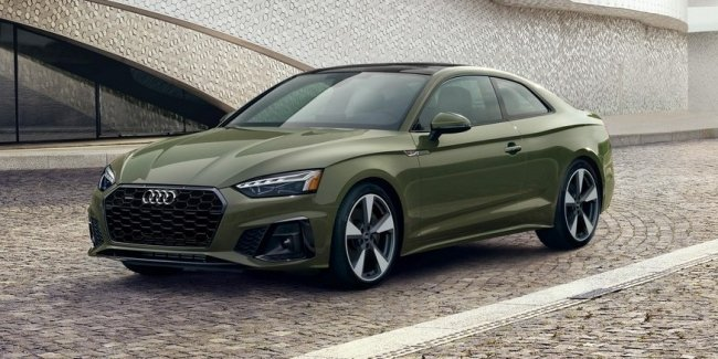 Updated Audi A5 and S5 2020 will be cheaper