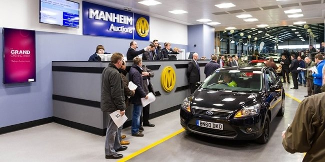 Is it possible to buy an car in the USA? Response to the Mannheim Auction
