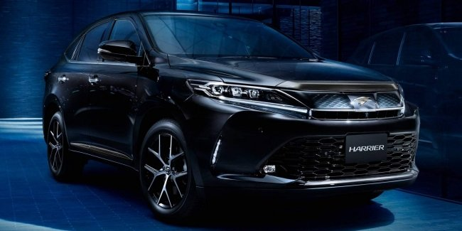 Became known date of the appearance of the new Toyota Harrier