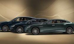 Maserati is a special series Royale: a modern interpretation of the heritage of the brand with the Trident