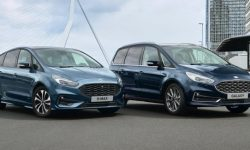 Turn the Ford Galaxy and S-Max hybrids
