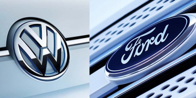 Volkswagen and Ford will combine to create a seven-seat SUV frame