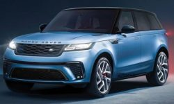 New Range Rover Sport will go on sale in 2022