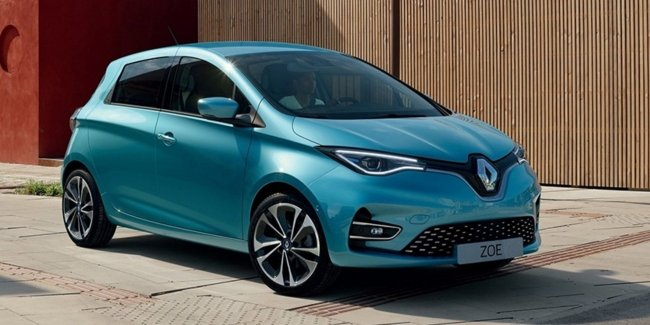 Renault sold a record number of electric vehicles in 2019