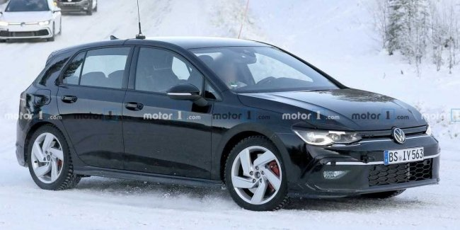 Appeared fresh information about VW Golf GTI