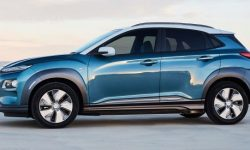 Crossover Hyundai Kona Electric was in the Guinness Book of records