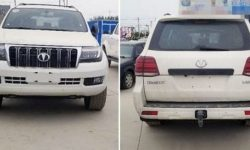 The Chinese equivalent of Toyota Land Cruiser 200 – Hengtian L4600 appeared at dealers