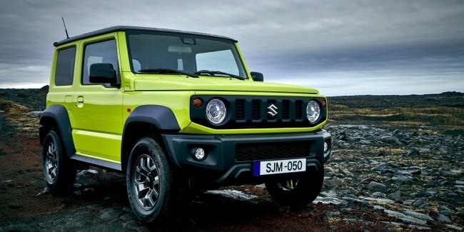 Suzuki Jimny will pass environmental standards of Europe