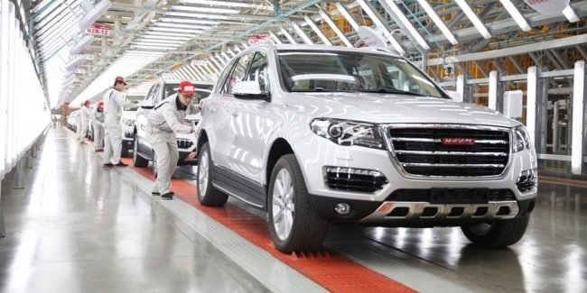 Great Wall is buying the General Motors plant in India