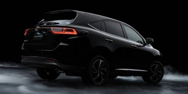"Toyota Harrier will be replaced by ""truck"", the name and revive Venza"