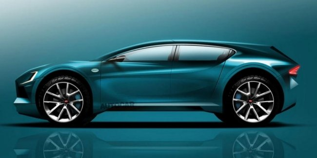 "Head of Bugatti said about the new model ""every day"""