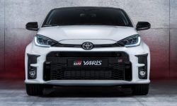 """""""Charged"""" hatchback Toyota Yaris GR: CVT, aspirated and front-wheel drive"""