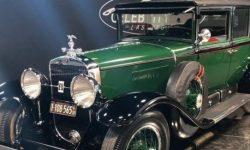 90-year-old armored Cadillac al Capone sell for a million dollars