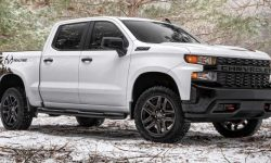 Unveiled Chevrolet Silverado Realtree for hunting and fishing
