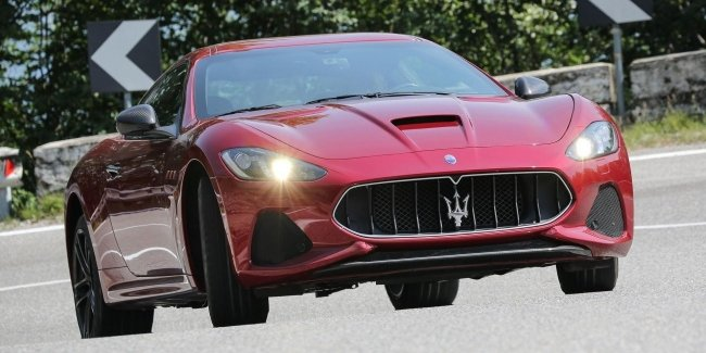 Maserati played his first electric motor